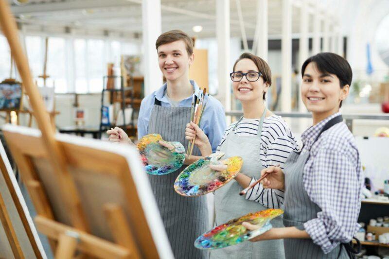 destresser creatives activites 800x533 - Des activités créatives pour déstresser