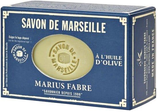 marius savon marseille 1 - Après les vacances, rien ne vaut un bon nettoyage au savon de Marseille