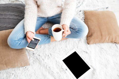 tapis parfait deco 500x334 - Tapis d'intérieur : hiver douillet en perspective !