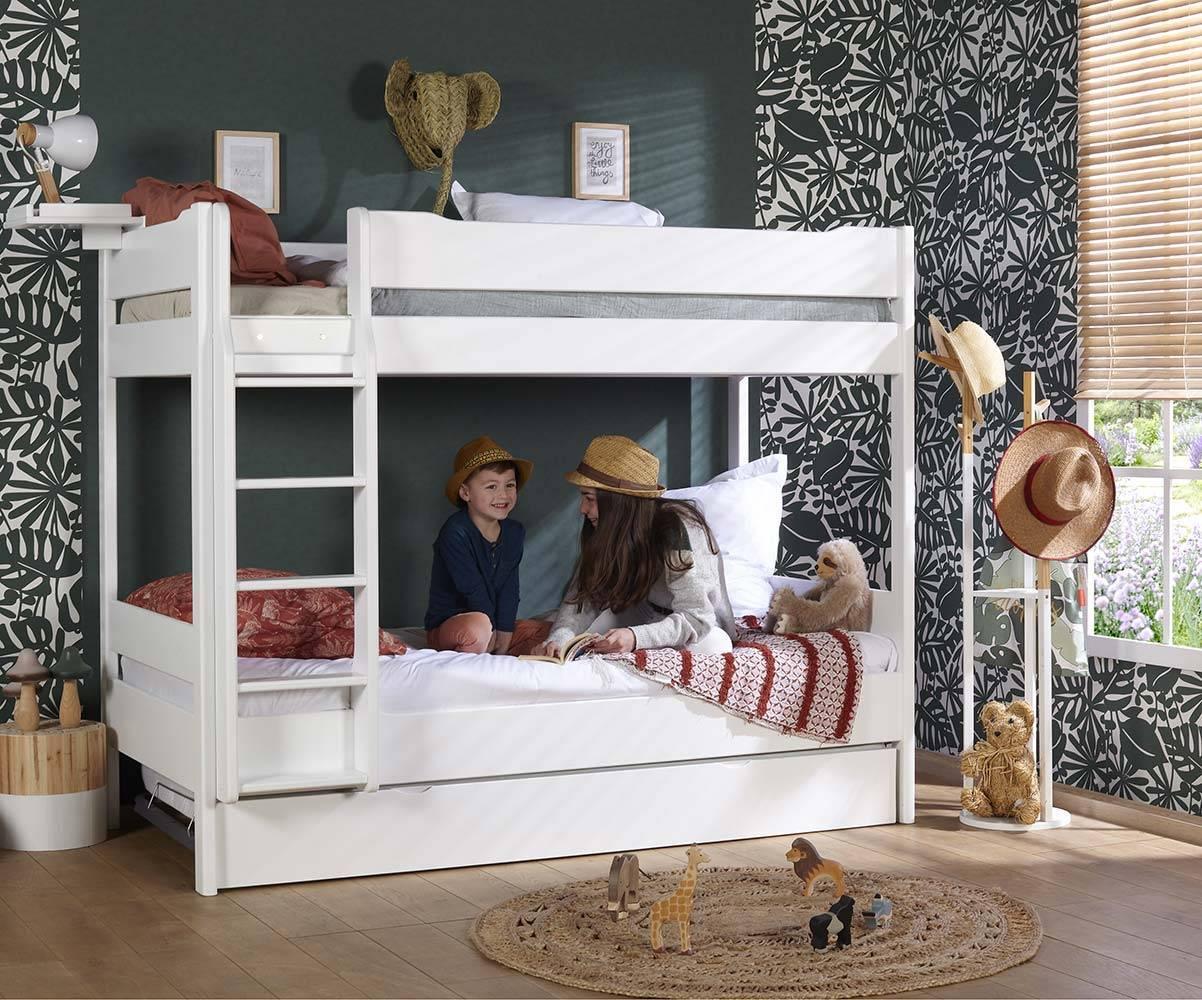 visu amenager enfants chambre petite - Aménager une petite chambre d'enfants