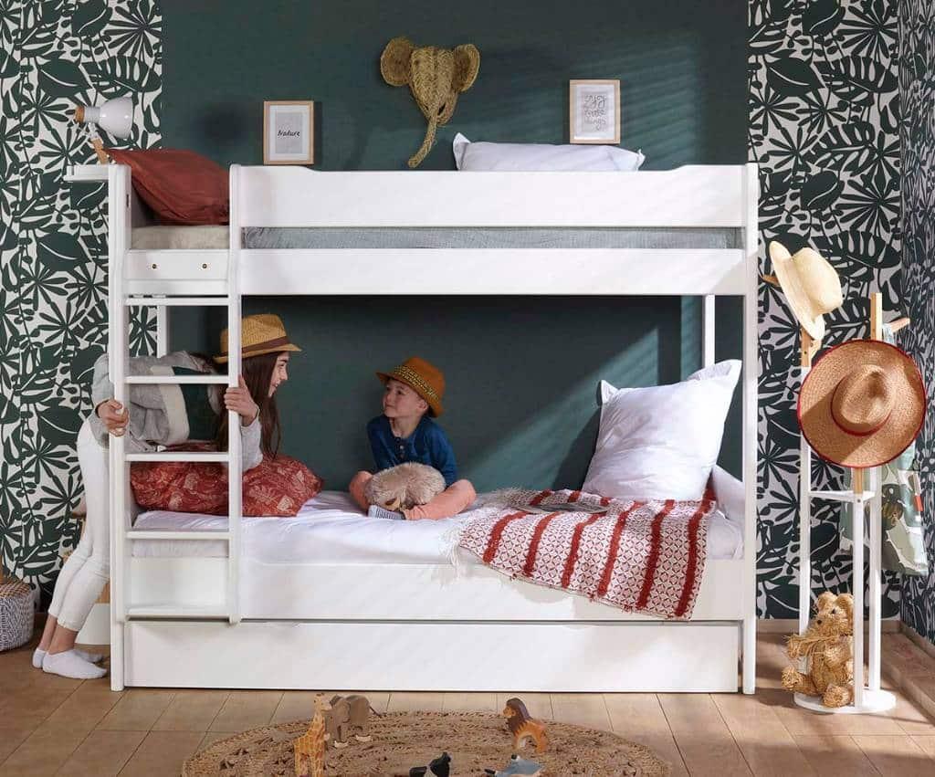 Aménager une petite chambre d'enfants