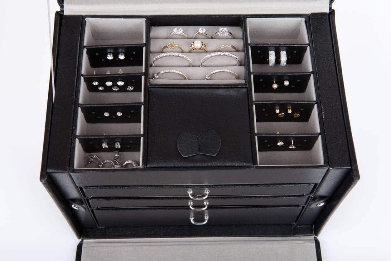 media prendre boites - Les boîtes à bijoux en cuir pour prendre soin de ses bijoux