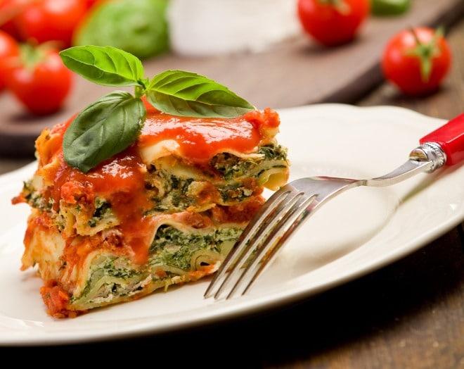 recettes lasagne idees - Idées de recettes de lasagnes végétariennes cuites aux four