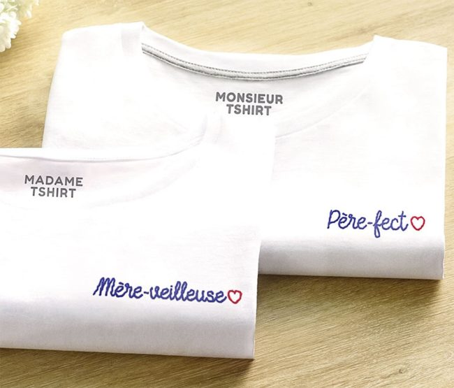 cadeau t shirt personnelase 650x555 - Noël, pourquoi ne pas offrir un t-shirt personnalisé à son mec ?