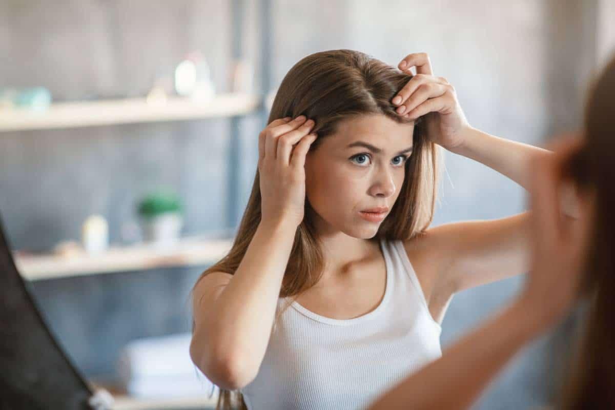 visuel capillaire greffe - La greffe capillaire fait-elle mal ?