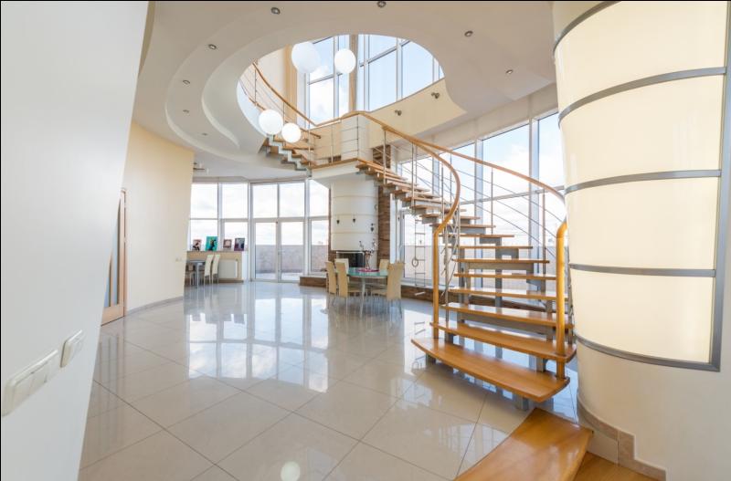 Suspension luminaire escalier - Nos astuces déco pour un éclairage d'escalier moderne et design