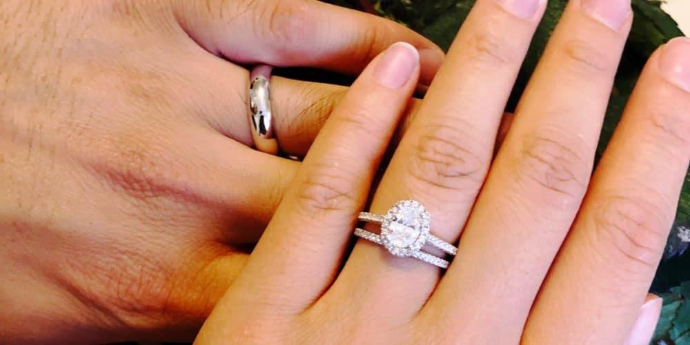 bagues de fiancailles mariage e1611670448940 - Les dernières tendances des bagues de fiançailles