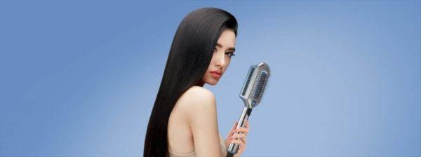 brosse froid Babyliss Pro e1611388203251 - Cryothérapie capillaire - Fini les cheveux abîmés!