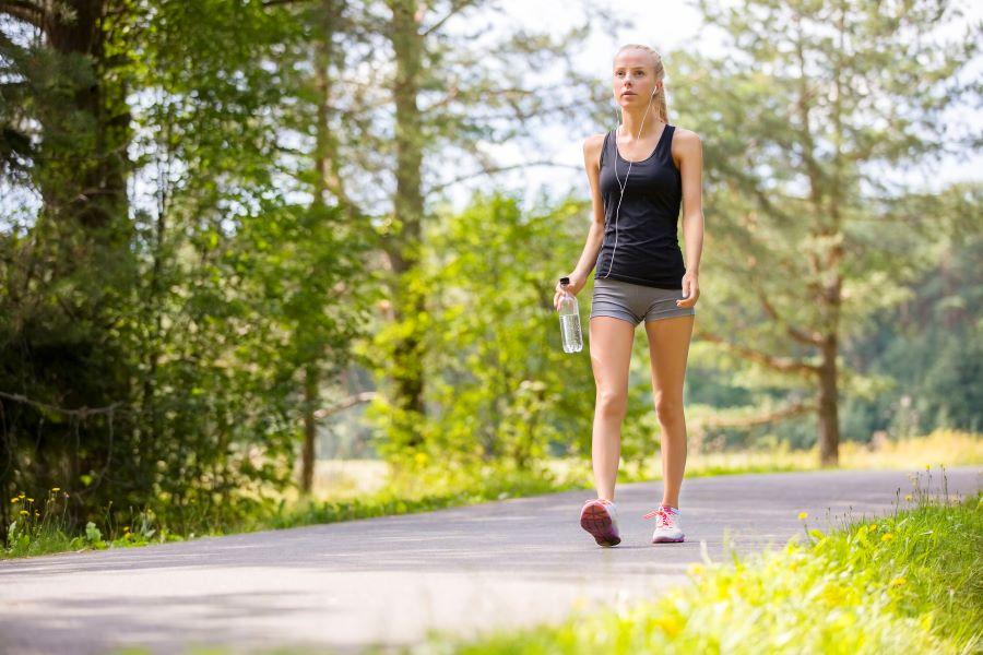 randonnee uarche bien etre - Marcher pour une bonne santé et un son bien-être durant une randonnée
