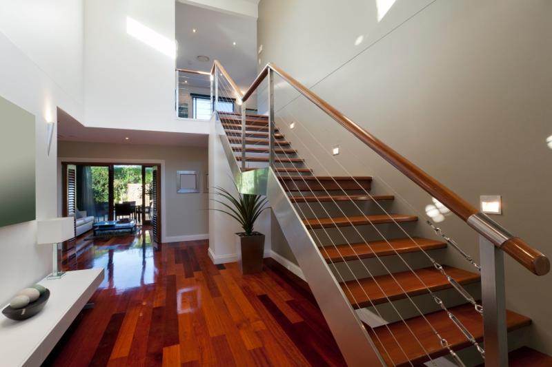 spots LED encastrables escalier - Nos astuces déco pour un éclairage d'escalier moderne et design