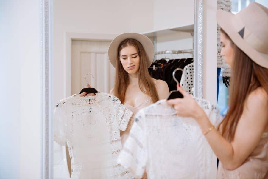 choix vetement - Ayez l'air bien, sentez-vous bien: la thérapie et psychologie du vêtement