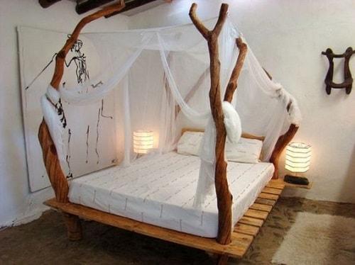lit palette 602f8b6e034ca - Idées inspiration de chambre à coucher en palette de bois à essayer!