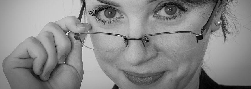 lunettes femme krys4 - Les paires de lunettes idéales : bien voir et être bien vue !