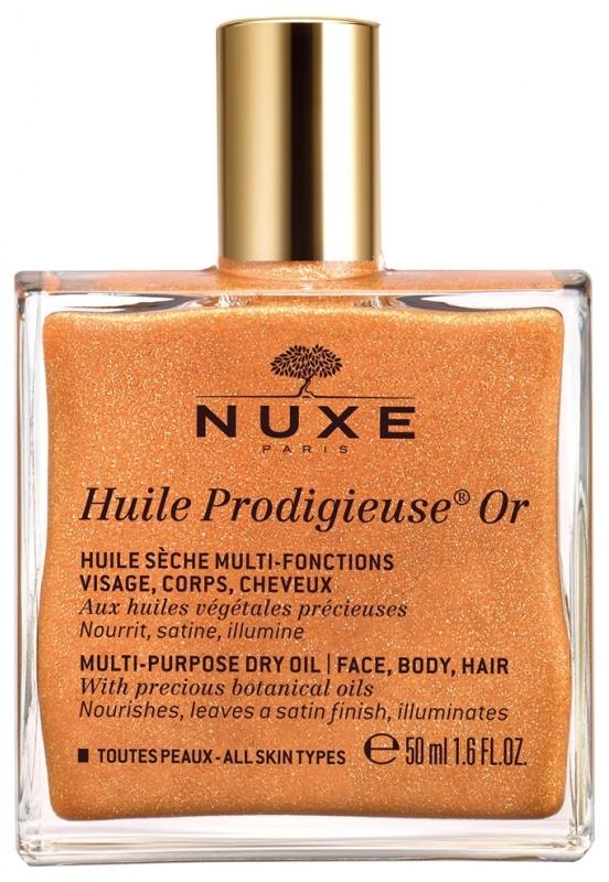 nuxe huile prodigieuse p28050 - La marque Nuxe en 4 produits de beauté incontournables