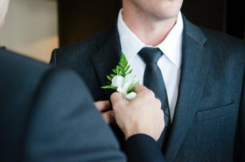 costume mariage personnalisé