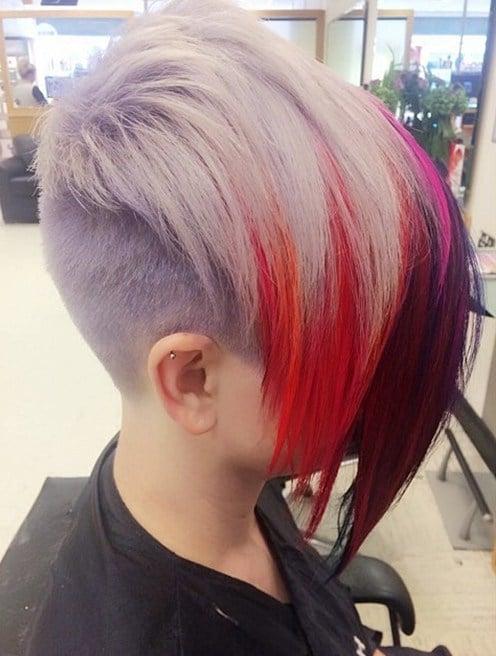 coupe asymetrique 604c815ee34ae - 40 coupes de cheveux asymétriques pour les femmes qui attirent l'attention