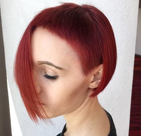 coupe asymetrique 604c815f42ffa - 40 coupes de cheveux asymétriques pour les femmes qui attirent l'attention