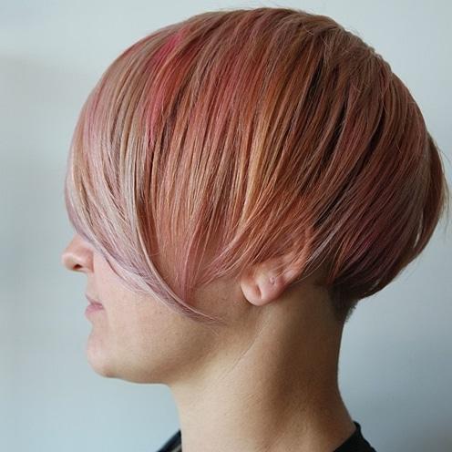 coupe asymetrique 604c816007eb3 - 40 coupes de cheveux asymétriques pour les femmes qui attirent l'attention