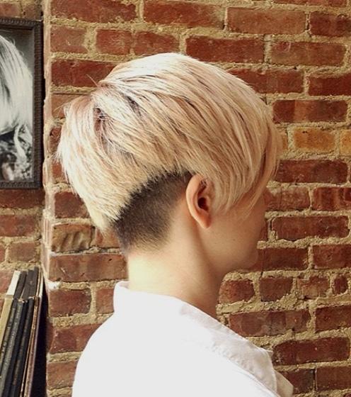 coupe asymetrique 604c8160ab691 - 40 coupes de cheveux asymétriques pour les femmes qui attirent l'attention