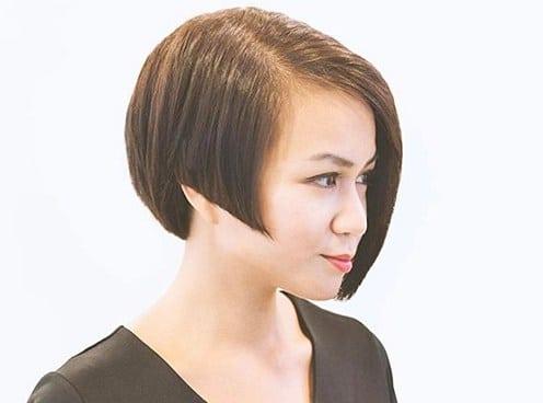 coupe asymetrique 604c8160e0e81 - 40 coupes de cheveux asymétriques pour les femmes qui attirent l'attention