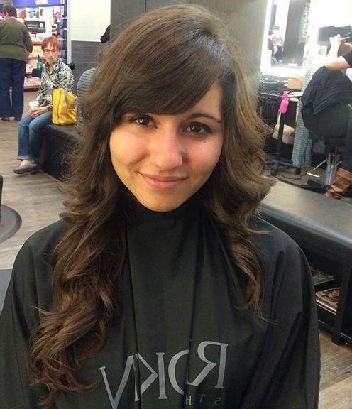 coupe asymetrique 604c816111378 - 40 coupes de cheveux asymétriques pour les femmes qui attirent l'attention