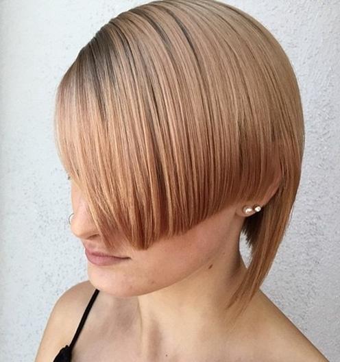 coupe asymetrique 604c81616f1a3 - 40 coupes de cheveux asymétriques pour les femmes qui attirent l'attention