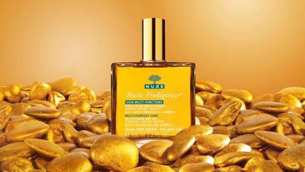 huile prodigieuse nuxe - La marque Nuxe en 4 produits de beauté incontournables