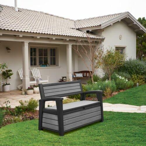 42795 coffre banc de jardin en resine brossium 227l gris 4 500x500 - Équilibre et bien-être : les ferments lactiques améliorent votre flore intestinale !