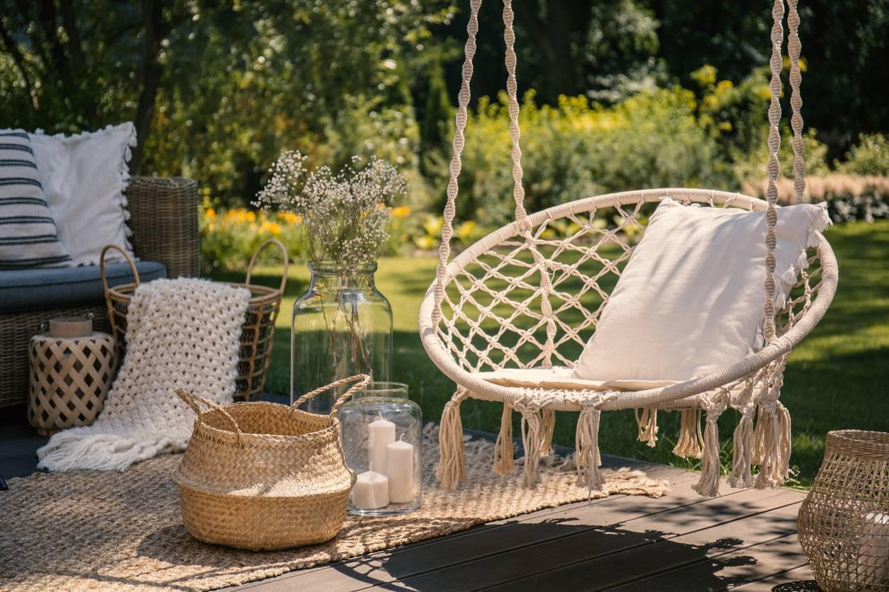 media installations detente - 5 installations de jardin pour une détente absolue !
