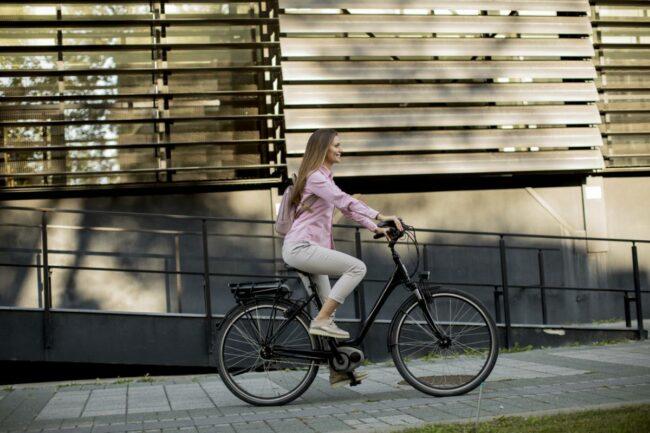 electrique conquete 650x433 - Le vélo électrique à la conquête de la ville