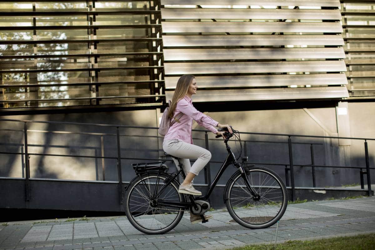 electrique conquete - Le vélo électrique à la conquête de la ville