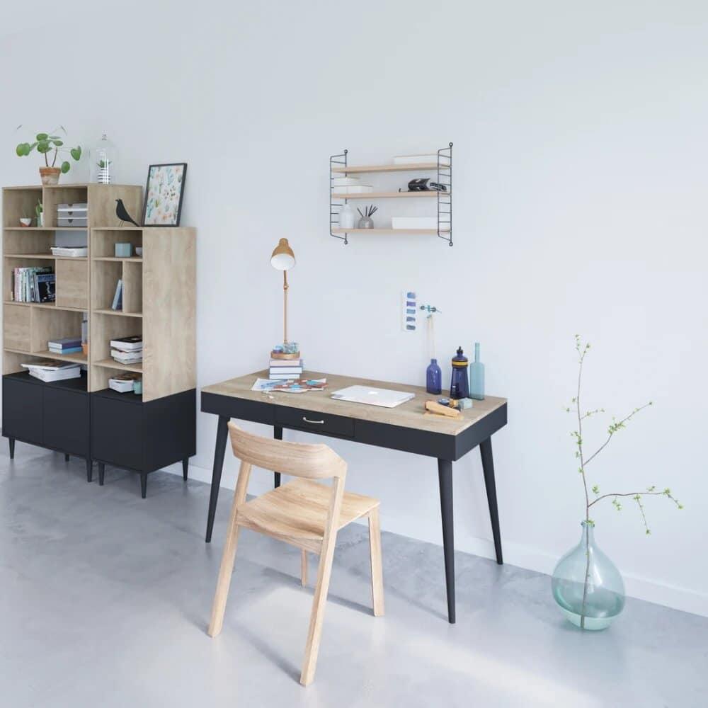 maison mondes 1 - Comment aménager un bureau et un espace de travail efficacement ?