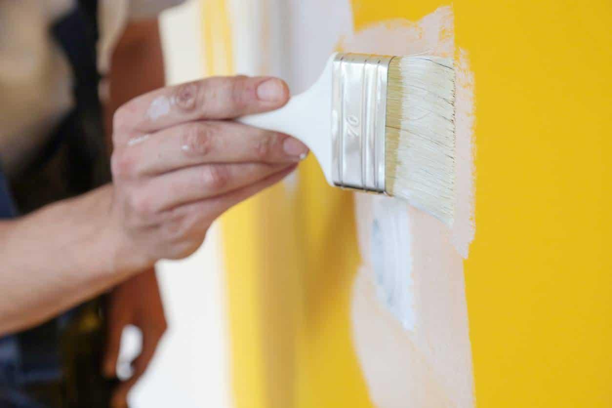visuel comment preparer sa maison avant des travaux de peinture - Comment préparer sa maison avant des travaux de peinture ?