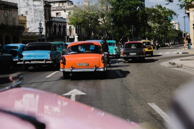 cuba voityre mythique 800x533 - Voyager à Cuba : une belle immersion à La Havane