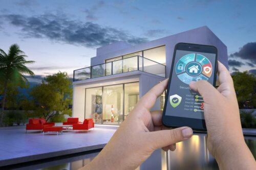 image innovations exterieur 500x333 - Maison connectée : quelles sont les dernières innovations pour l'extérieur ?