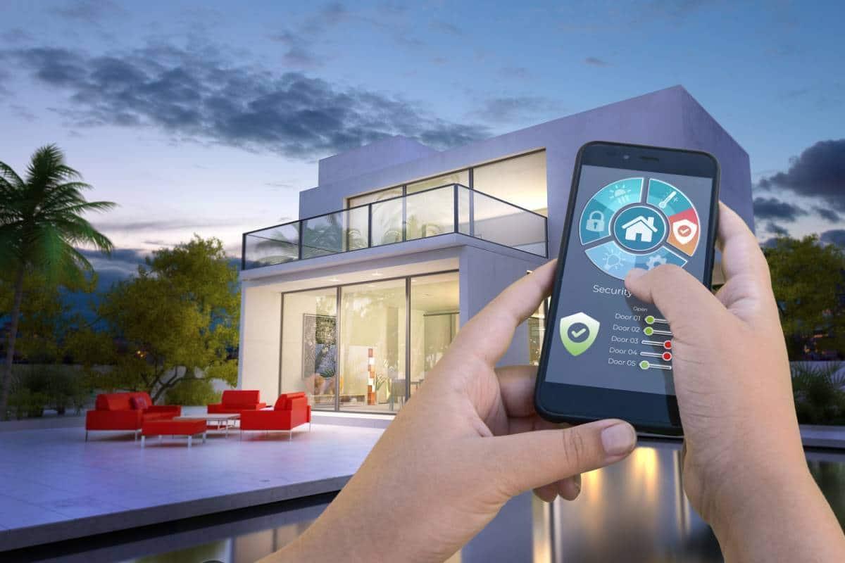 image innovations exterieur - Maison connectée : quelles sont les dernières innovations pour l'extérieur ?