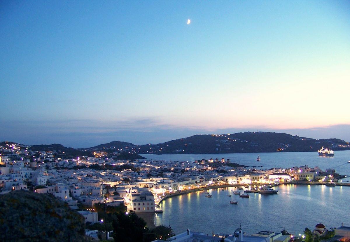 mykonos grece - 10 destinations pour votre voyage de noces