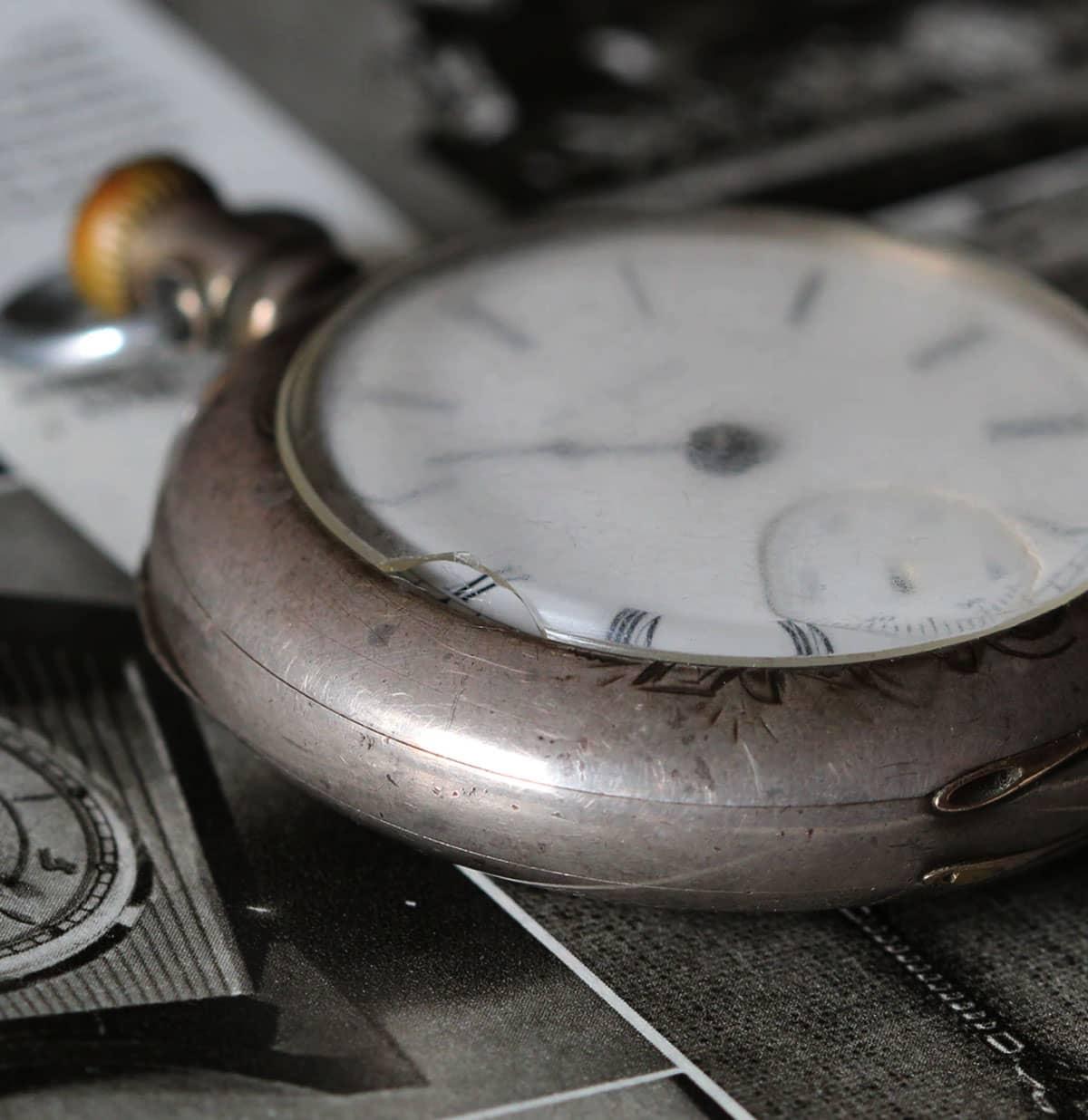 histoire montre de poche - La montre à gousset : pour un look toujours plus vintage !