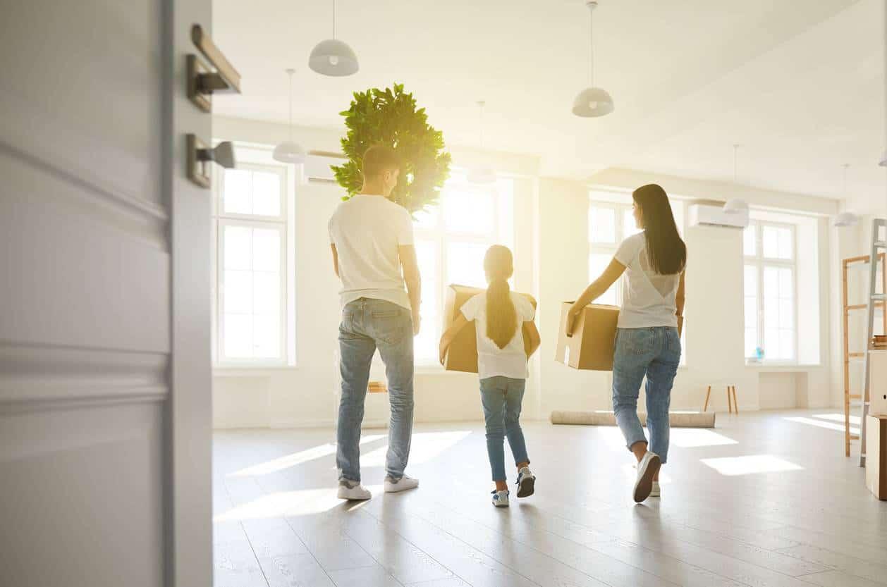 picture demenagement famille - Gérer le déménagement de toute la famille