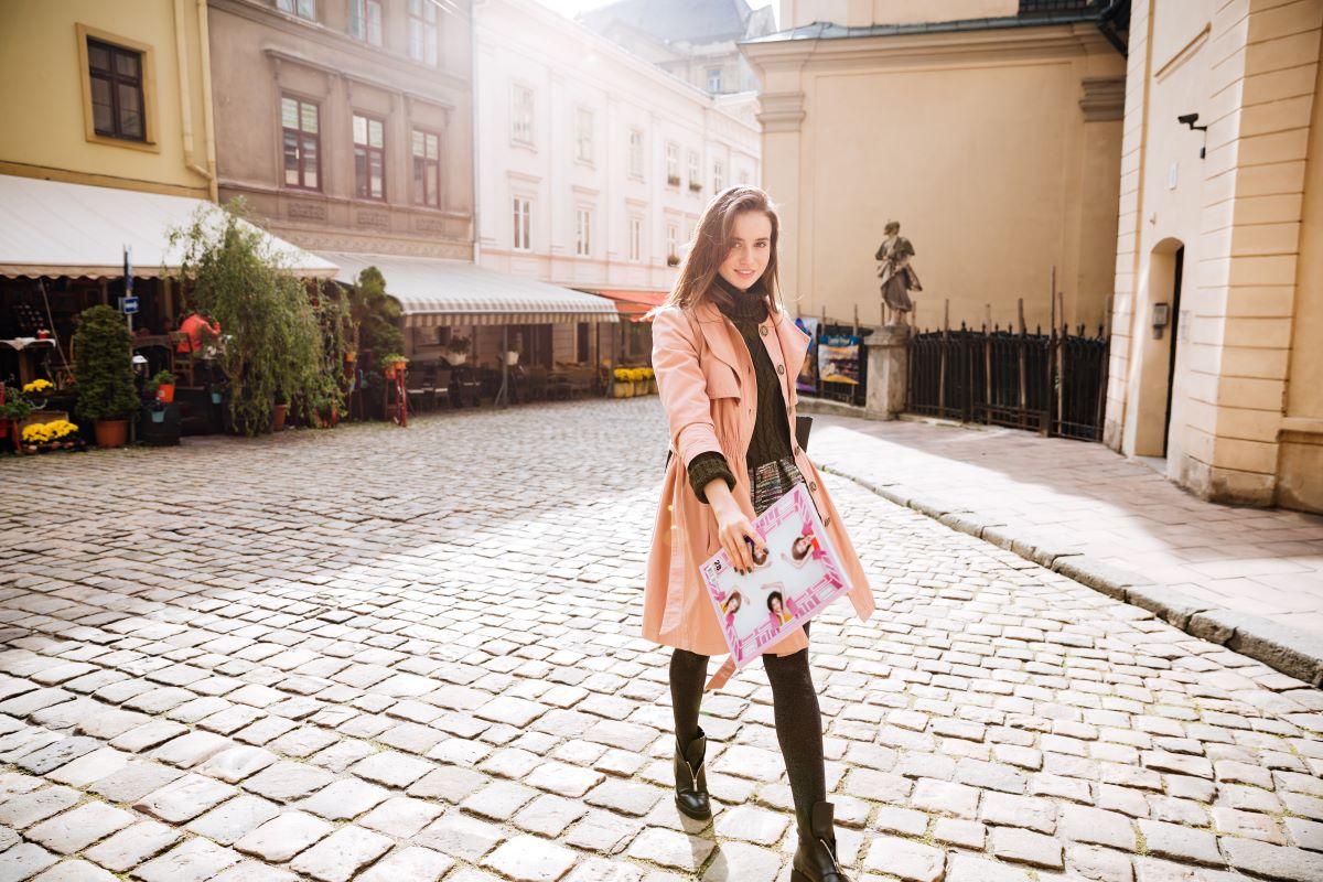 choix manteau femme - Comment choisir son manteau femme selon son look et sa morphologie