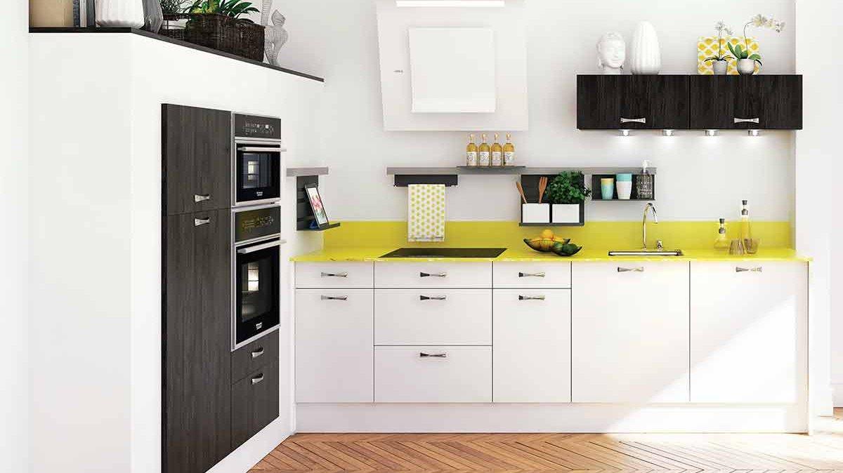 csm modele marlon facade blanc 3212dd5c45 - Crédences et façades de cuisine : comment réaliser la cuisine idéale ?