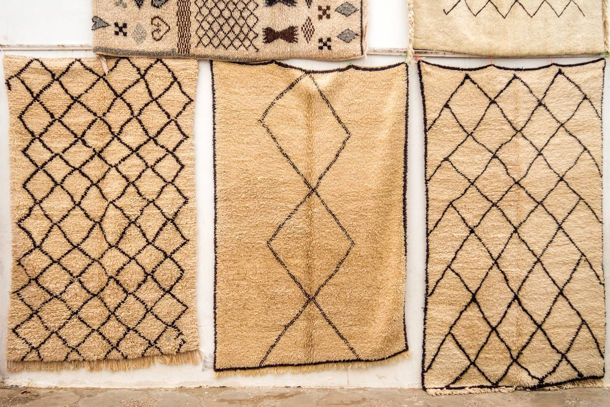 visu decoration berbere - Décoration berbère : quand le Maroc s'invite chez vous !
