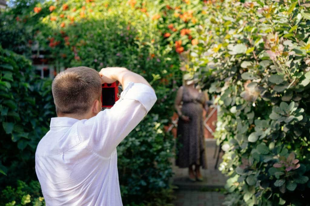 visuel photographe grossesse - 10 raisons de faire appel à un photographe pour sa grossesse
