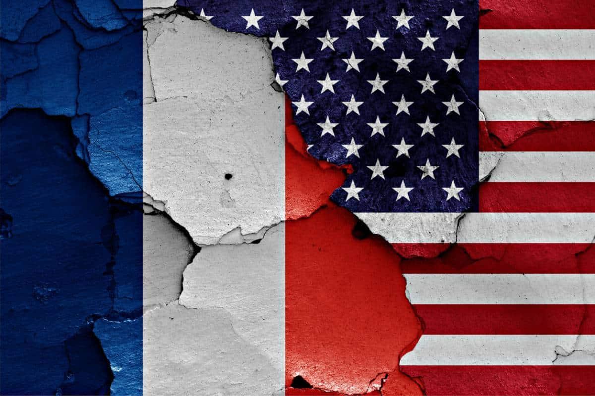 crise des sous marins de l eau dans le gaz entre la france et les usa - Crise des sous-marins : de l'eau dans le gaz entre la France et les USA