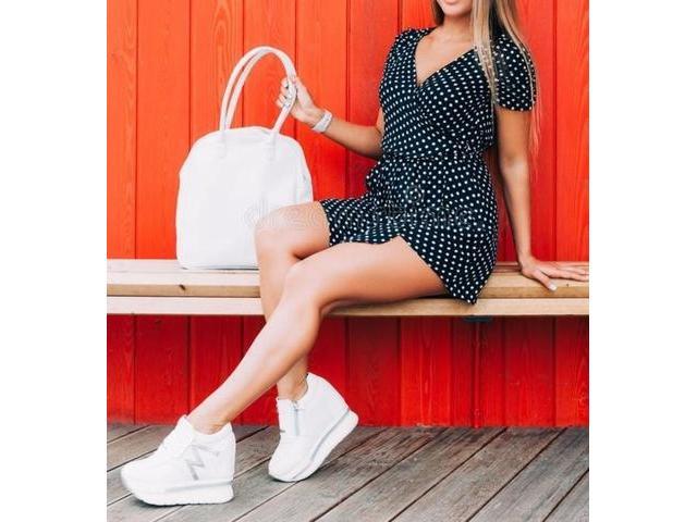 sneakers femme chic - Peut-on porter ses sneakers féminines avec style en toute circonstance ?